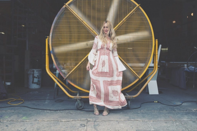 Revolve Dress in Gowanus for Our Transient Life
