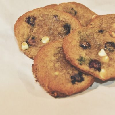 blueberry cookie recipe