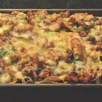 RECIPE: SANCHEZ NACHO PIE