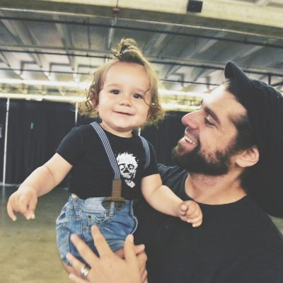 LIVE FROM DENVER RIOT FEST: Tips for Traveling With Littles (and keeping a sense of humor.)