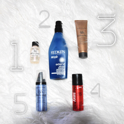 TURN UP THE VOLUME: Hair Must-Haves