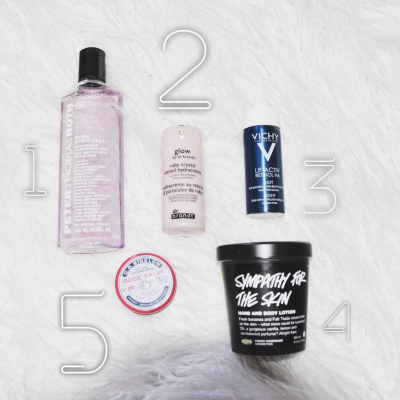 DAMAGE CONTROL: Skin Must Haves (Pre-baby edition)