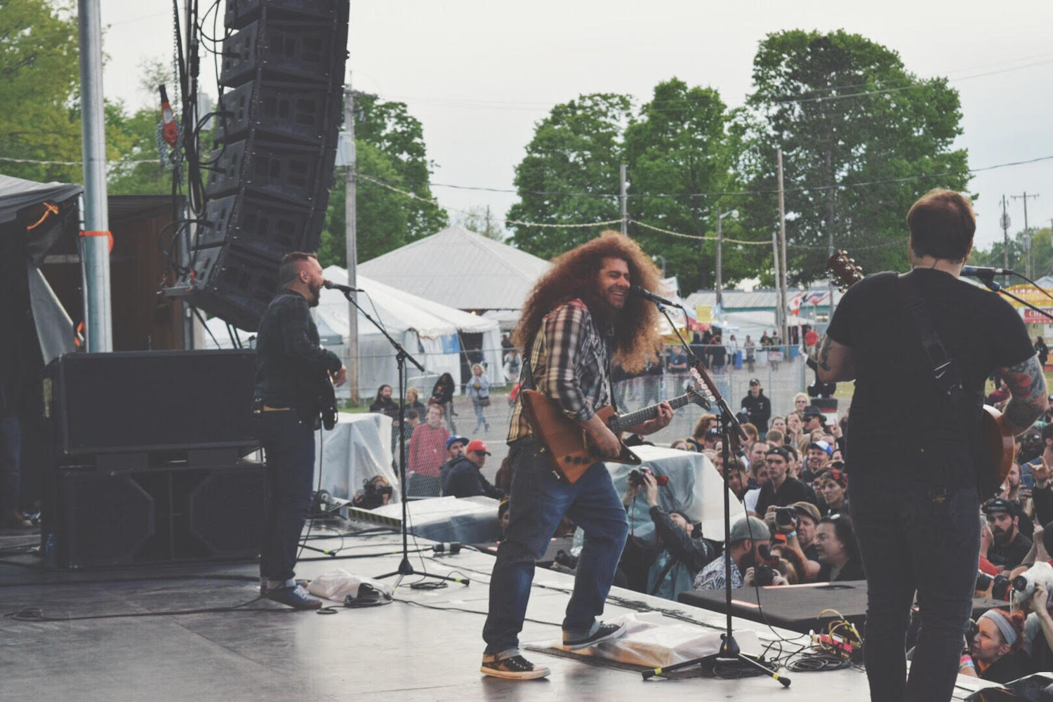 coheed and cambria live at RockNDerby